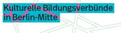 Kulturelle Bildungsverbünde Berlin Mitte Logo